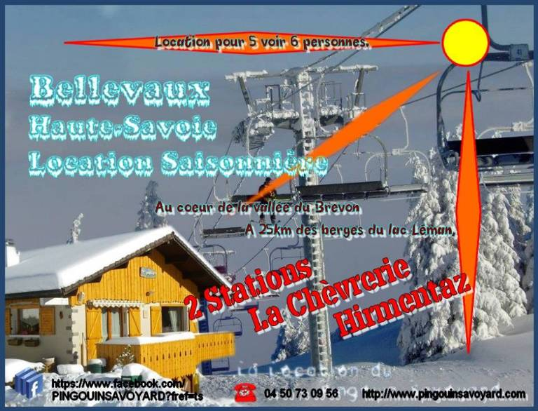 location vacances Bellevaux
