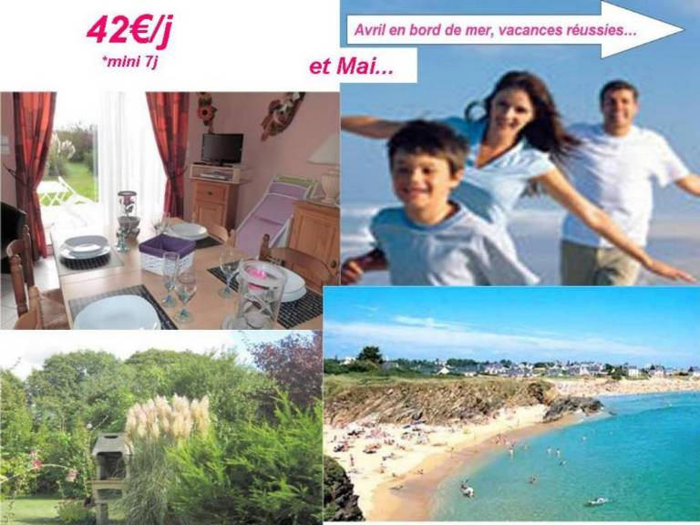location vacances Clohars-Carnoët
