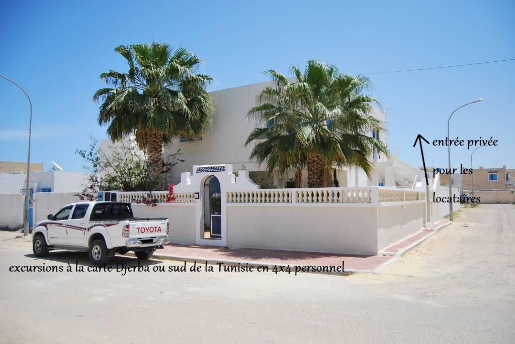 location vacances Djerba