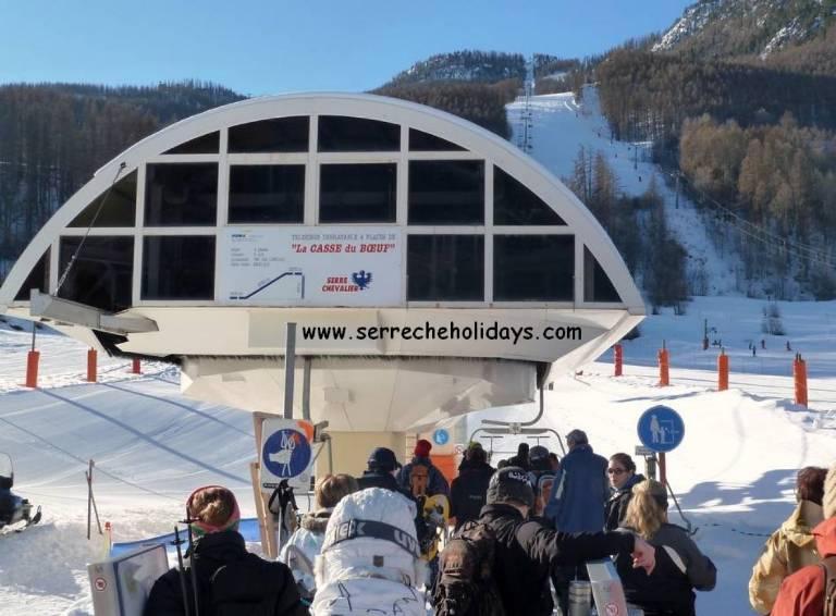 location vacances La-Salle-les-Alpes