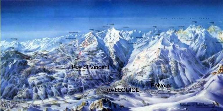 location vacances Vallouise