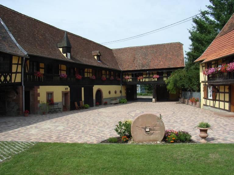 location vacances Issenhausen